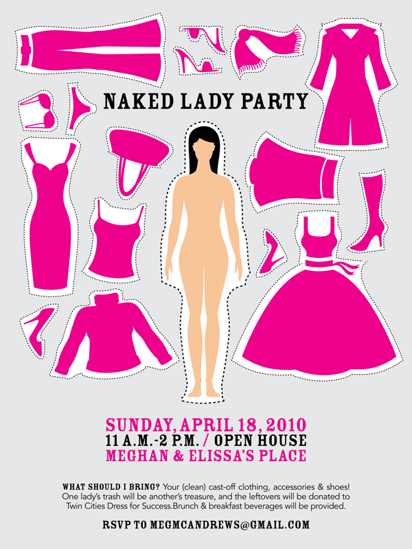 Naked Lady Parties 26
