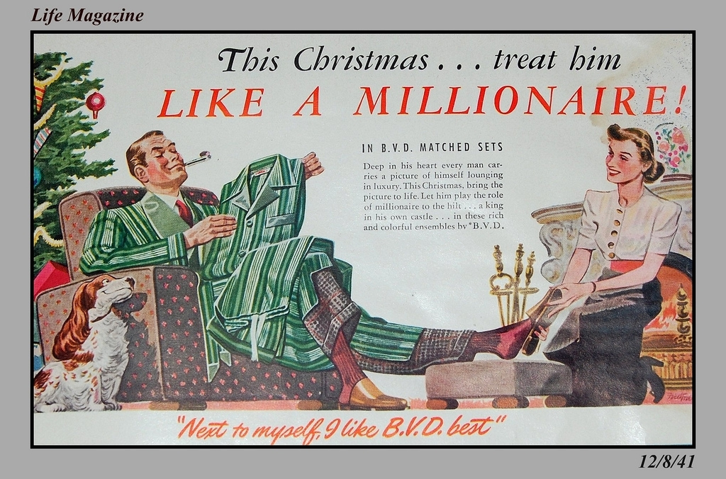 sexist ads, holiday edition | high plains thrifter