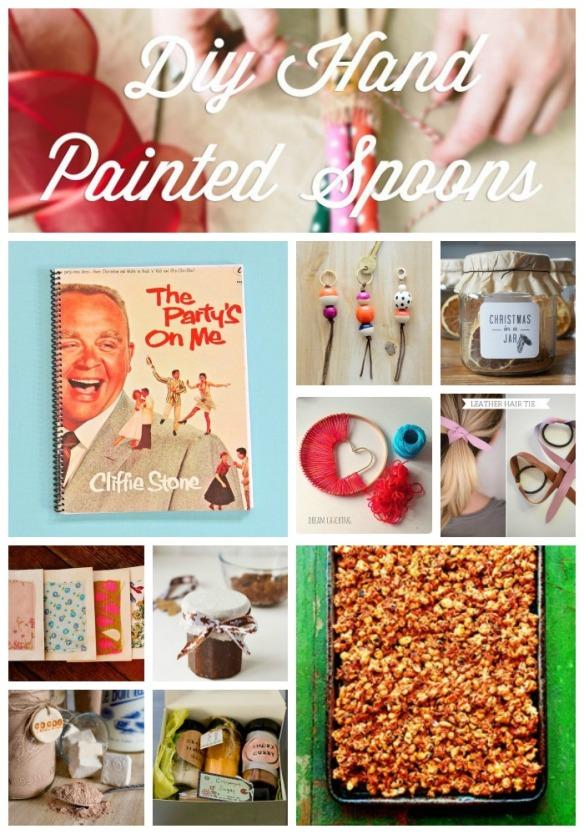 Handmade Holiday Swap Ideas