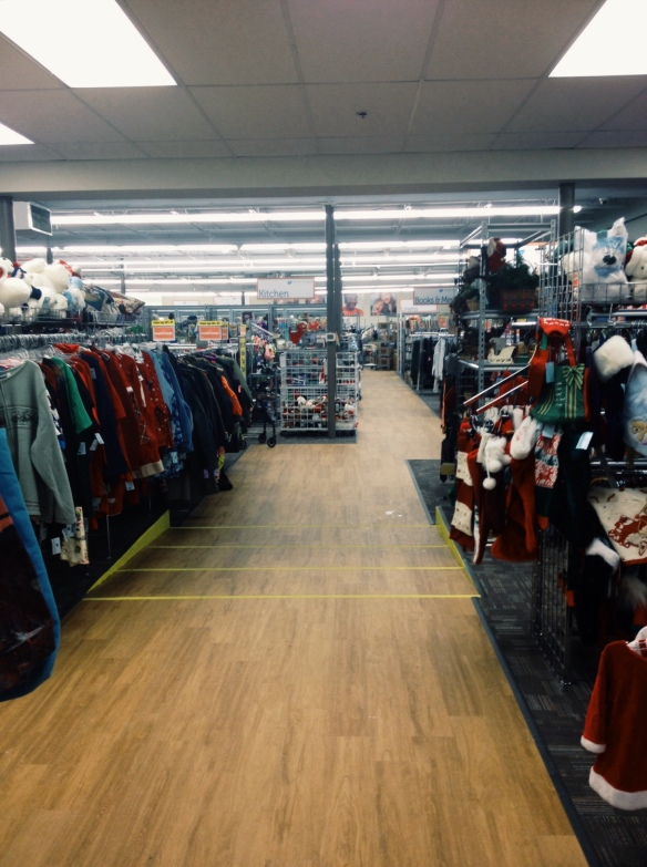 ARC Value Village expansion