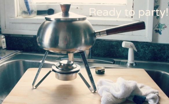 high plains thrifter // how to clean vintage stainless with olive oil
