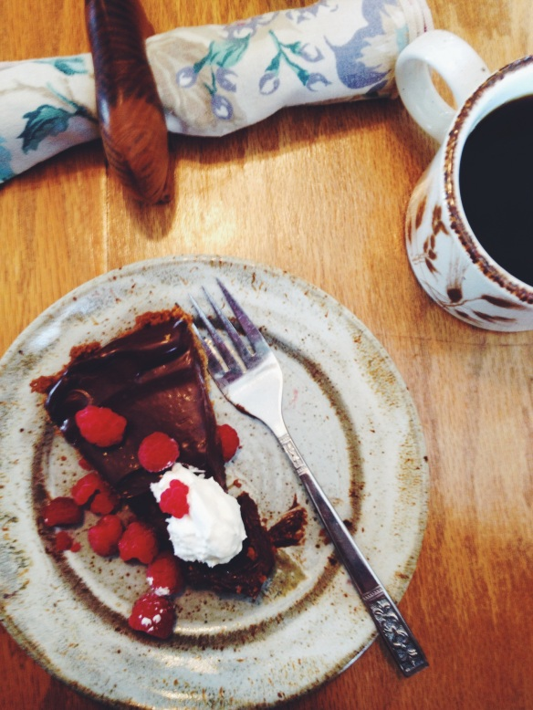 high plains thrifter // clare's well // chocolate pie
