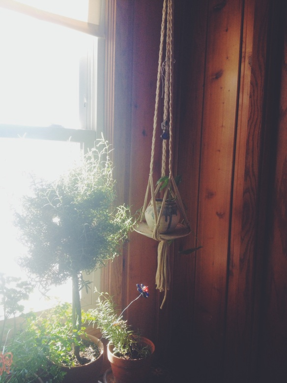 high plains thrifter // clare's well // macrame heaven