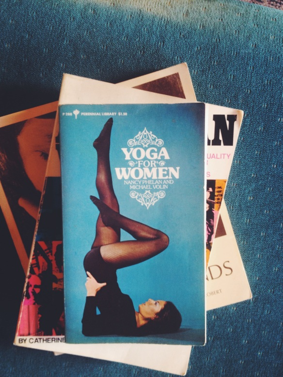 high plains thrifter // clare's well // lending library yoga
