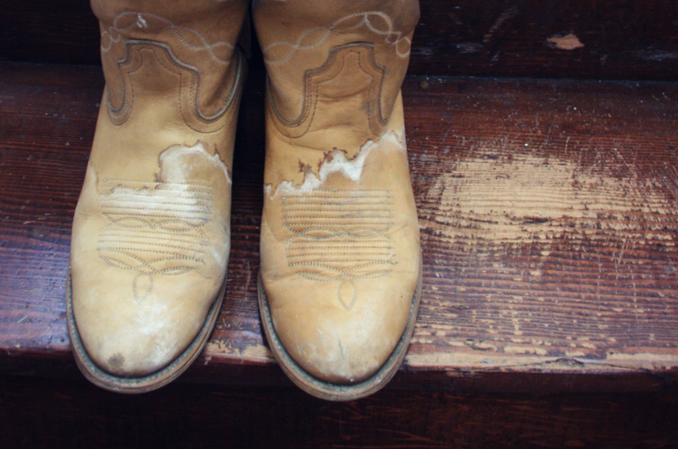 how to remove salt stains from boots high plains thrifter