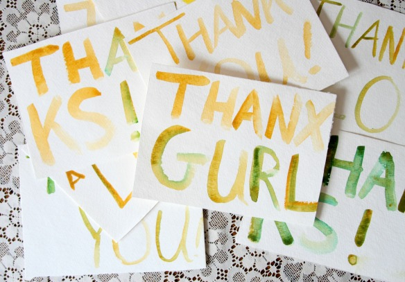 thank you cards 1