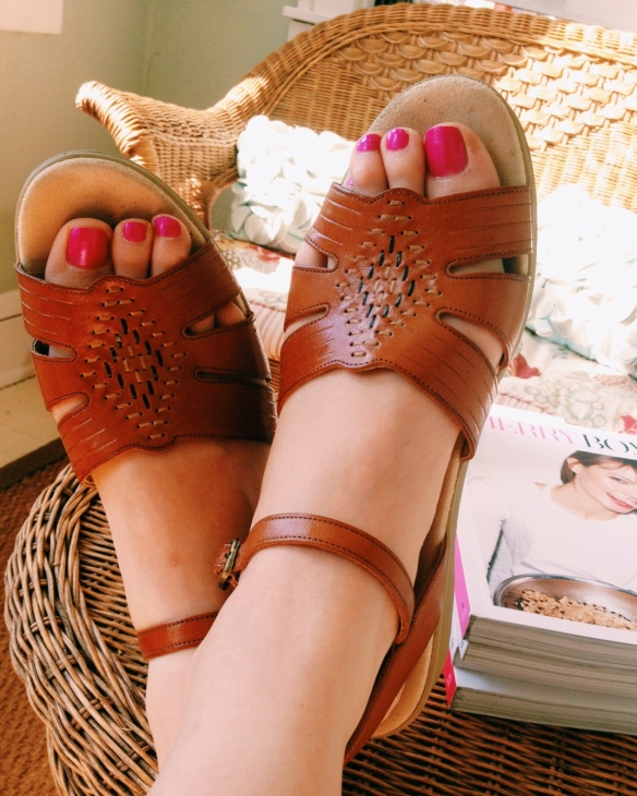 high plains thrifter // sandals
