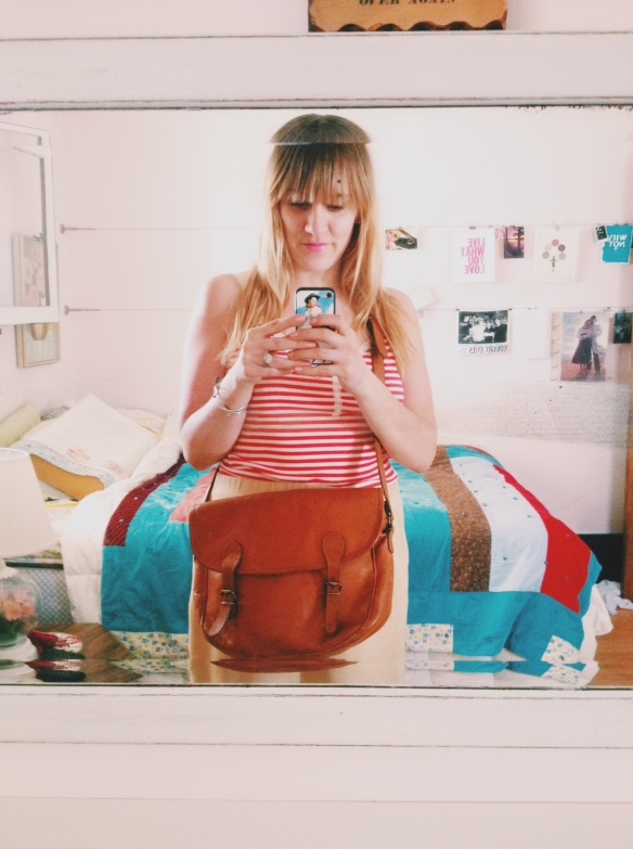 high plains thrifter // purse