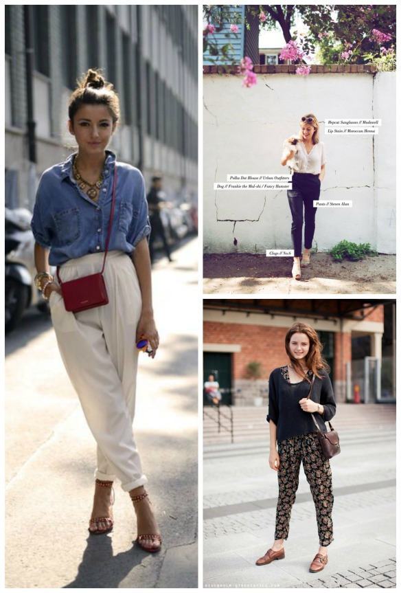 high plains thrifter / spring looks pants