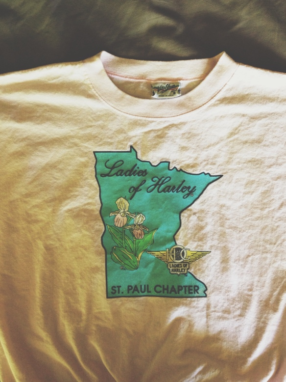 high plains thrifter // harley tee